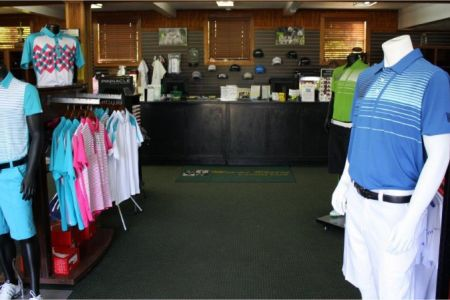 Inside Proshop viewing Counter