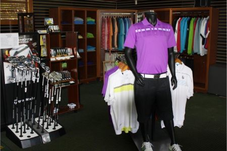 Men's Shirts and Golf Clubs for Sale
